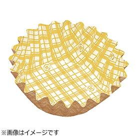 アヅミ産業 Azumi-sangyo 紙カップ ココケース 丸型(500枚入) 9号深型 黄 <XAZ3715>[XAZ3715]