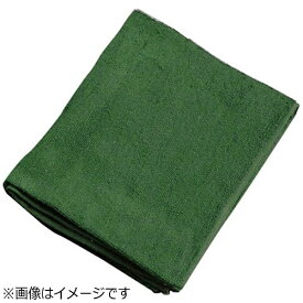 吉田織物 ミューファン 抗菌フェイスタオル(12枚入) 緑 <JFT0106>[JFT0106]
