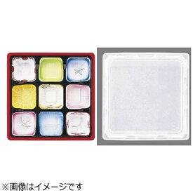 アヅミ産業 Azumi-sangyo ワンウェイ 耐熱お弁当容器 T-80-E (蓋付・50セット入) <XAZ3401>[XAZ3401]