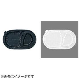 アヅミ産業 Azumi-sangyo ワンウェイ耐熱お弁当容器カレー用 T-95-55-B (50セット入) <XAZ4901>[XAZ4901]