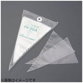 せき製袋 SEKI Decorating Bags SEKI PE絞り袋(50枚入) PE-20A <WSB6701>[WSB6701]