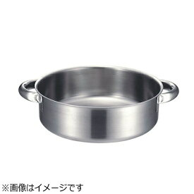 本間製作所 HONMA 《IH対応》 KO 19-0 外輪鍋(蓋無) 45cm <ASTN708>[ASTN708]