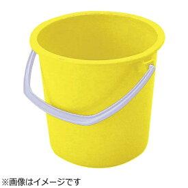 矢崎化工 YAZAKI ヤザキ カラーバケツ YP-5 イエロー <KBK6503>[KBK6503]