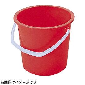 矢崎化工 YAZAKI ヤザキ カラーバケツ YP-10 レッド <KBK6509>[KBK6509]
