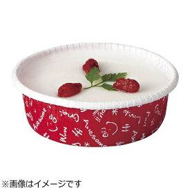 天満紙器 TEMMA SHIKI カールカップ(100枚入) スクリブル CR-26 <WCR0102>[WCR0102]