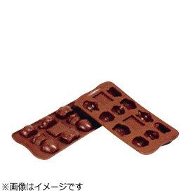 シリコマート silikomart シリコマート チョコレートモルド ティータイム SCG17 <WMLA301>[WMLA301]