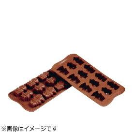 シリコマート silikomart シリコマート チョコレートモルド ロボット SCG18 <WMLA401>[WMLA401]