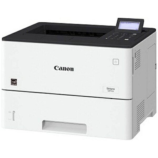 キヤノン CANON LBP312I モノクロレーザープリンター Satera [はがき〜A4][LBP312I]【プリンタ】