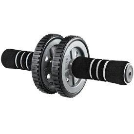 La-VIE ラ・ヴィ 健康グッズ 腹筋ローラー スマートローラー ヘヴィ(φ11×25.5cm/ブラック) 3B-4004