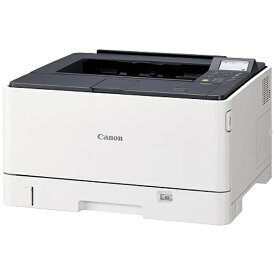 キヤノン CANON LBP441e モノクロレーザープリンター Satera ホワイト [はがき〜A3][LBP441E]【プリンタ】