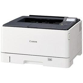 キヤノン CANON LBP442 モノクロレーザープリンター Satera ホワイト [はがき〜A3][LBP442]【プリンタ】
