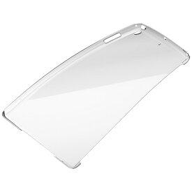 BUFFALO バッファロー iPad 9.7インチ用 ハードケース Smart Cover/Smart Keyboard対応 クリア BSIPD1709CHCR