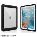 【送料無料】 トリニティ iPad Pro用(12.9インチ) 完全防水ケース ブラック CT-WPIPDP15-BK
