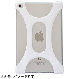 ECBB イーシービービー iPad mini 4/3/2/1用 Palmo ホワイト PALMOIPADMW