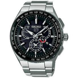セイコー SEIKO [ソーラーGPS時計]アストロン(ASTRON) 「エグゼクティブライン デュアルタイム」 SBXB123【日本製】[SBXB123]