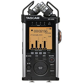 TASCAM DR-44WLVER2-J ICレコーダー [ハイレゾ対応][DR44WLVER2J]