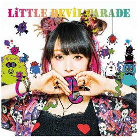 ソニーミュージックマーケティング LiSA/LiTTLE DEViL PARADE 初回生産限定盤(Blu-ray Disc付) 【CD】