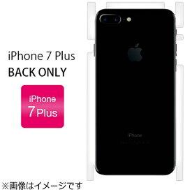 WRAPSOL ラプソル iPhone 7 Plus用 背面&側面保護 Wrapsol ULTRA 衝撃吸収フィルム WPIP7PN-BK