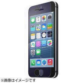 坂本ラヂヲ iPhone SE(第1世代)4インチ / 5c / 5s / 5用 GRAMAS Protection Glass ブルーライトカット GL-ISEBC