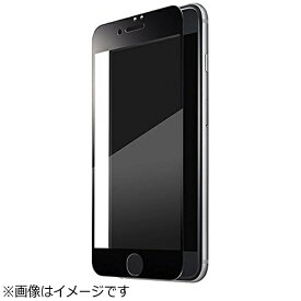 坂本ラヂヲ iPhone 7 Plus用 GRAMAS Protection Full Cover Glass ブラック GL-136PBK
