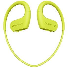 ソニー SONY ウォークマン WALKMAN  2017年モデル NW-WS623GM Wシリーズ グリーン [4GB][ウォークマン 本体 NWWS623GM]