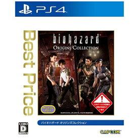 カプコン CAPCOM バイオハザード オリジンズコレクション Best Price【PS4ゲームソフト】