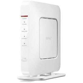 BUFFALO バッファロー WSR-1166DHP3-WH wifiルーター AirStation(エアステーション) ホワイト [ac/n/a/g/b][無線LANルーター WSR1166DHP3WH]