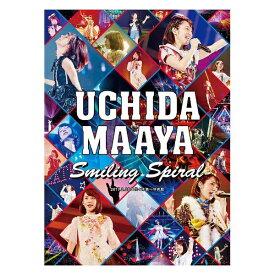 ポニーキャニオン PONY CANYON 内田真礼/UCHIDA MAAYA 2nd LIVE『Smiling Spiral』 【ブルーレイ ソフト】 【代金引換配送不可】