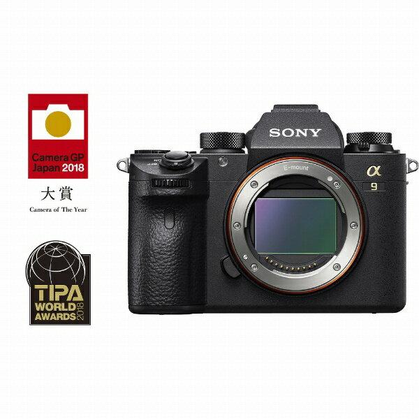 ソニー SONY α9【ボディ(レンズ別売)】ILCE-9/ミラーレス一眼カメラ[ILCE9]