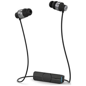IFROGZ アイフロッグス bluetooth イヤホン カナル型 ブラックシルバー MOP-EP-000003 [リモコン・マイク対応 /ワイヤレス(左右コード) /Bluetooth][MOPEP000003]