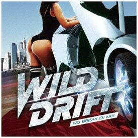 日本コロムビア NIPPON COLUMBIA DJ KAZ(MIX)/WILD DRIFT -NO BREAK DJ MIX- mixed by DJ KAZ 【CD】 【代金引換配送不可】