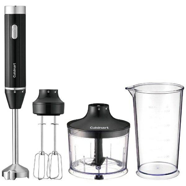 クイジナート Cuisinart HB-500BKJ ハンドブレンダー Slim&Light(スリム&ライト) ブラック[HB500BKJ]