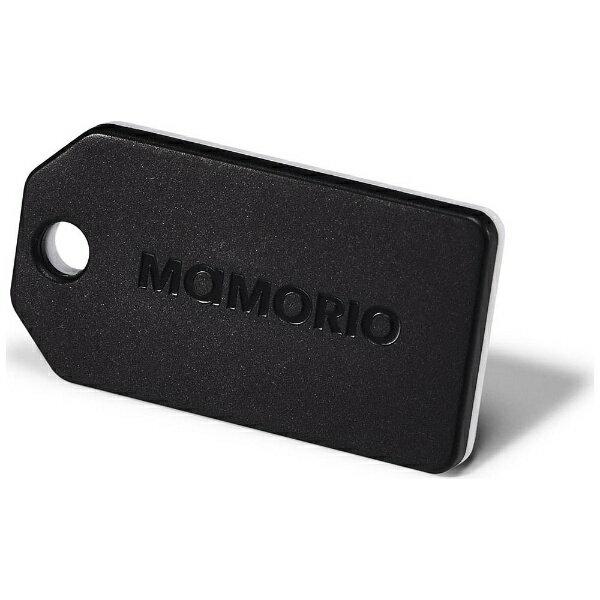 MAMORIO MAMORIO ブラック [忘れ物防止タグ][MAMORIOBLACK]