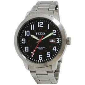 クレファー CREPHA クレファー 腕時計 TE-AM040-BKS ブラック [正規品]