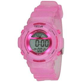 クレファー CREPHA クレファー 腕時計 TE-D067-PK ピンク