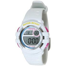 クレファー CREPHA クレファー 腕時計 TS-D063-WT ホワイト [正規品]