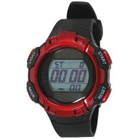 クレファー CREPHA クレファー 腕時計 TE-D053-RD レッド [正規品]