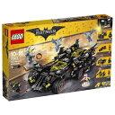 【送料無料】 レゴジャパン LEGO(レゴ) 70917 バットマン アルティメット・バットモービル 【代金引換配送不可】