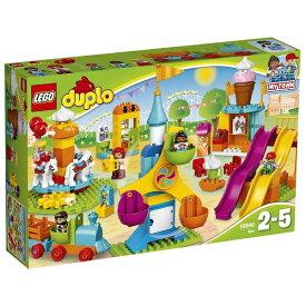 """レゴジャパン LEGO 10840 デュプロ デュプロ(R)のまち """"おおきな遊園地""""[レゴブロック]"""
