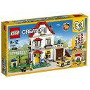 【送料無料】 レゴジャパン LEGO(レゴ) 31069 クリエイター ファミリーコテージ