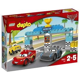 レゴジャパン LEGO 10857 デュプロ ピストンカップレース