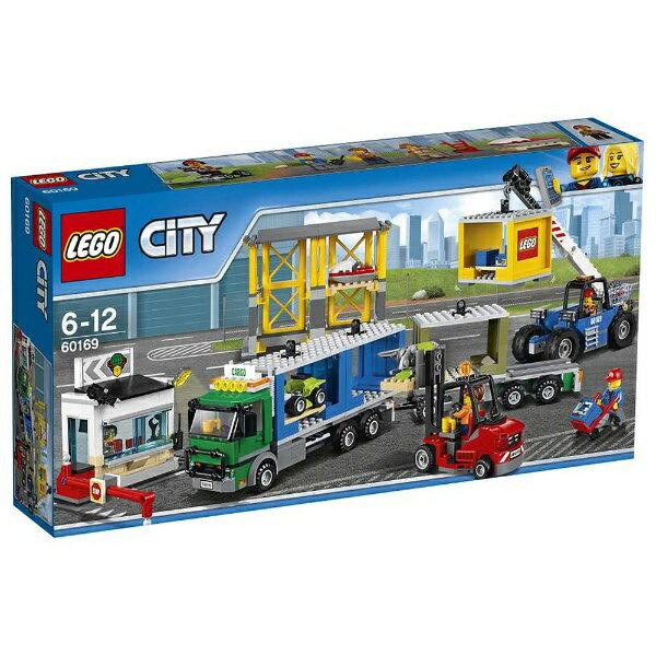 【送料無料】 レゴジャパン LEGO(レゴ) 60169 シティ レゴ(R)シティ配送センターとコンテナトラック
