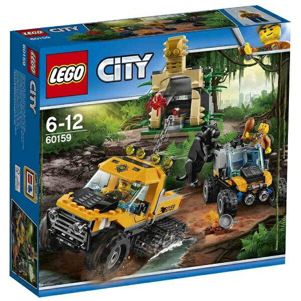 レゴジャパン LEGO(レゴ) 60159 シティ ジャングル探検パワフルトラック