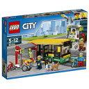 レゴジャパン LEGO(レゴ) 60154 シティ バス停留所