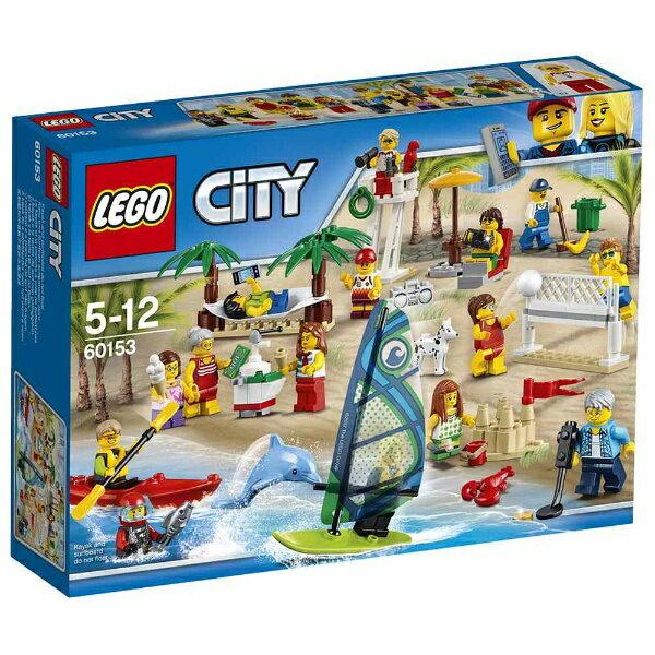 レゴジャパン LEGO(レゴ) 60153 シティ レゴ(R)シティのビーチ