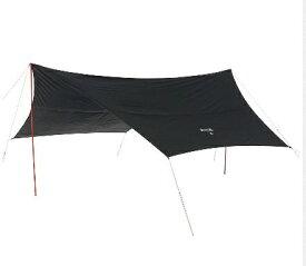 ロゴス LOGOS タープ Black UV ヘキサ5750-AG 71808022