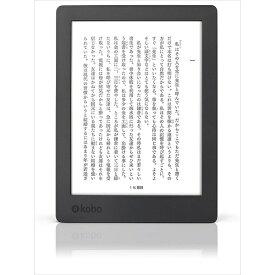 KOBO N867-KJ-BK-S-EP 電子書籍リーダー kobo aura H2O Edition 2 ブラック[N867KJBKSEP]