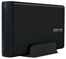 玄人志向 GW3.5AA-SUP3/MB (3.5型HDDケース/マットブラック)