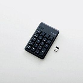 エレコム ELECOM TK-TDM017 テンキー ブラック [USB /有線][TKTDM017BK]