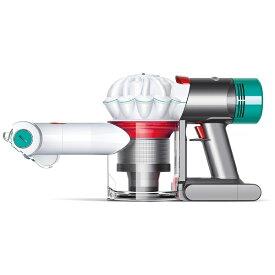 ダイソン dyson HH11-COM ハンディクリーナー Dyson V7 Mattress アイアン/ホワイト [サイクロン式 /コードレス][HH11COM ダイソン V7 掃除機 コードレス]